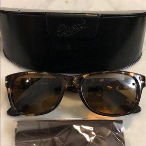 Persol new tortoise frame sunglasses